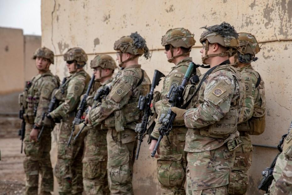 Μειώνονται στους 2.500 οι Αμερικανοί στρατιώτες σε Αφγανιστάν και Ιράκ
