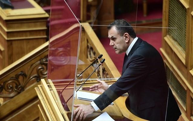 Με ευρεία αποδοχή ψηφίστηκε στη Βουλή το νομοσχέδιο για τα Rafale