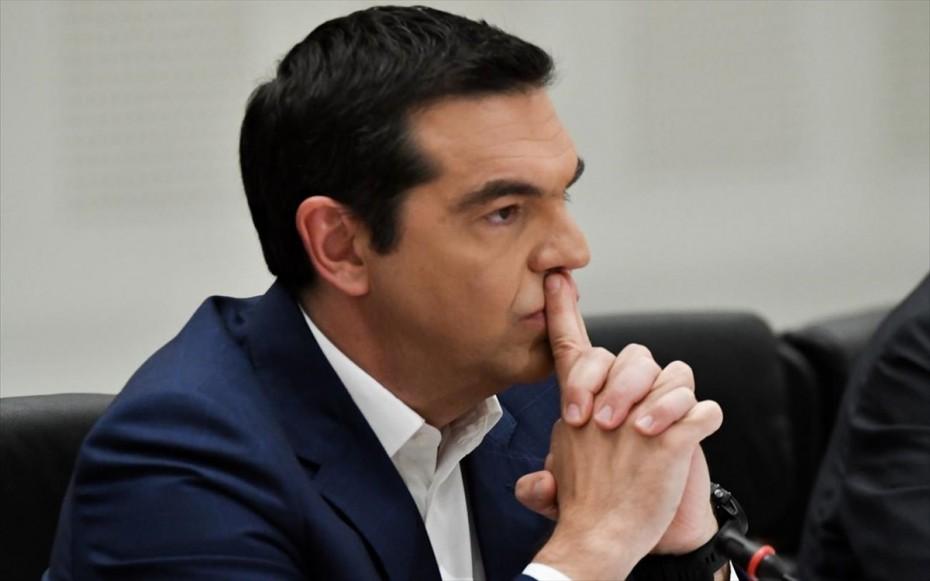 Τσίπρας για Λιγνάδη: Ο Μητσοτάκης να ζητήσει συγγνώμη και να αποπέμψει την Μενδώνη