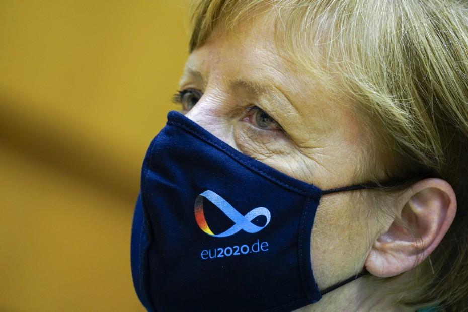 Α. Μέρκελ: Η πανδημία θα έχει ηττηθεί όταν εμβολιαστεί όλος ο πληθυσμός