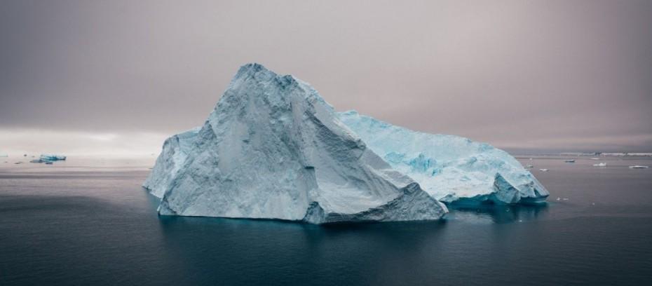 Παγόβουνο στο μέγεθος του Παρισιούαποσπάστηκε από την Ανταρκτική