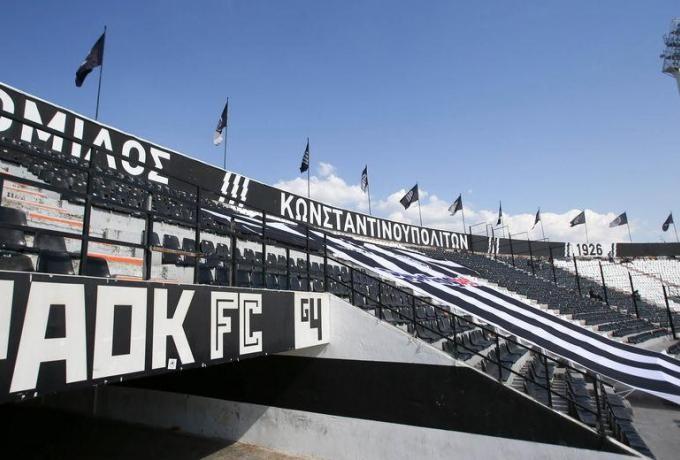 Εγκρίθηκε από το ΥΠΕΝ το σχέδιο για το νέο γήπεδο του ΠΑΟΚ