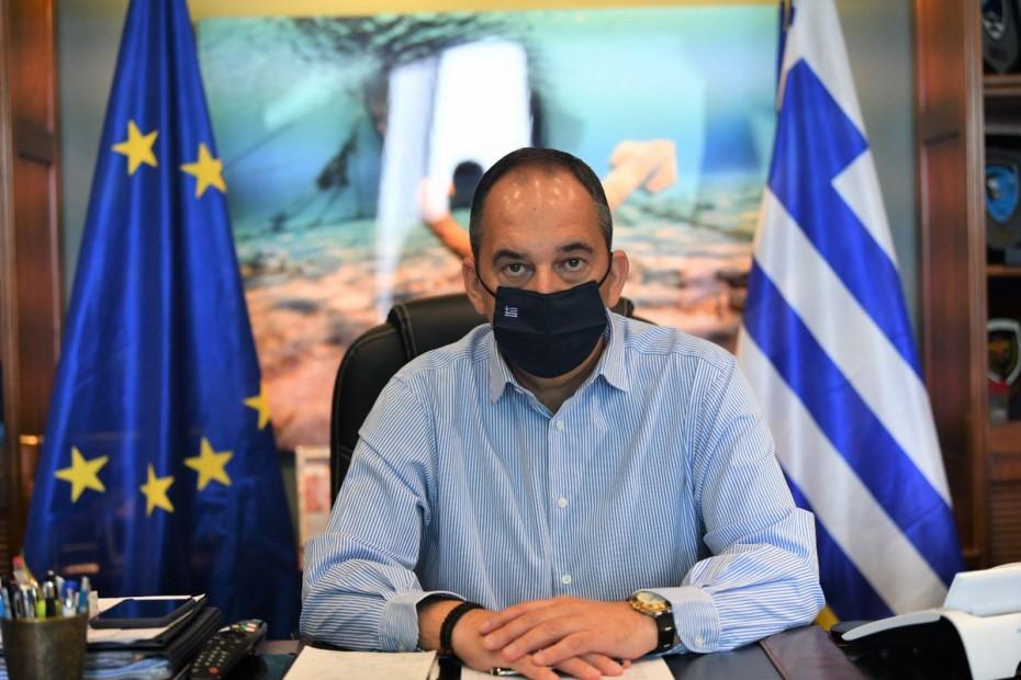 Πλακιωτάκης: Σύσκεψη για αποζημίωση ειδικού σκοπού σε άνεργους ναυτικούς