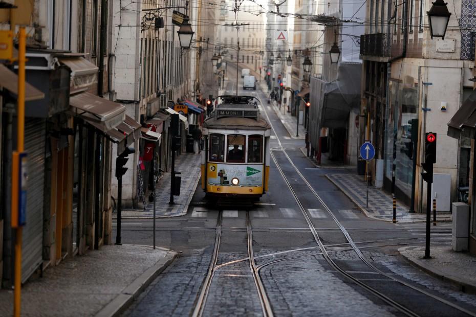 Πορτογαλία: Παράταση του lockdown έως τα μέσα Μαρτίου