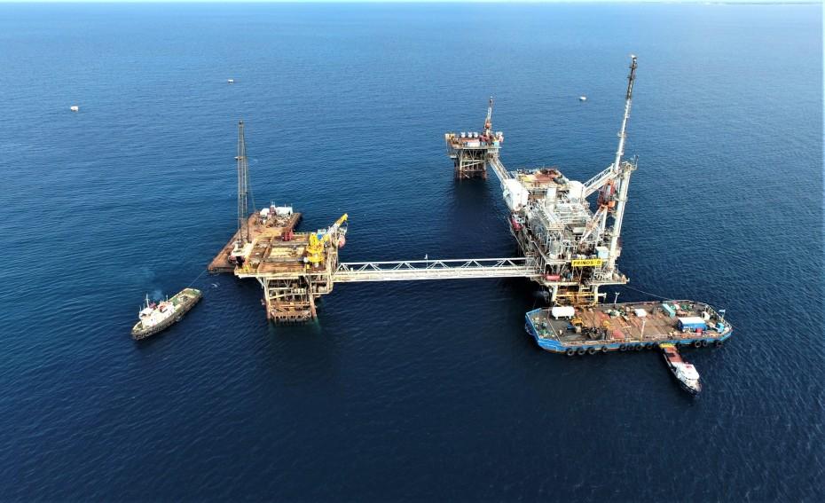 Energean: Θα κατασκευάσει μονάδα Co2 και υδρογόνου κοντά στον Πρίνο