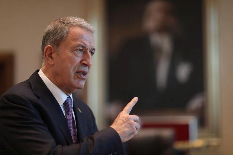 Ο Ακάρ δεν υποχωρεί από τις βλέψεις της Τουρκίας στην Ανατ. Μεσόγειο