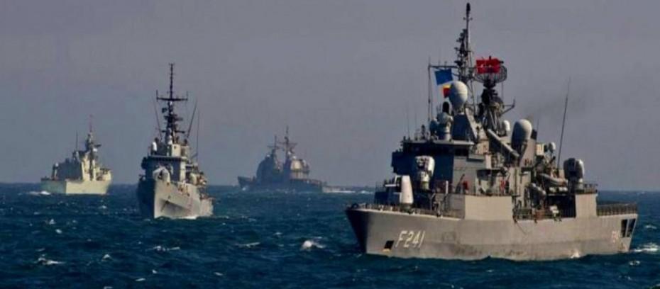 Γεμίζει τουρκικά πλοία το Αιγαίο για την άσκηση «Γαλάζια Πατρίδα»
