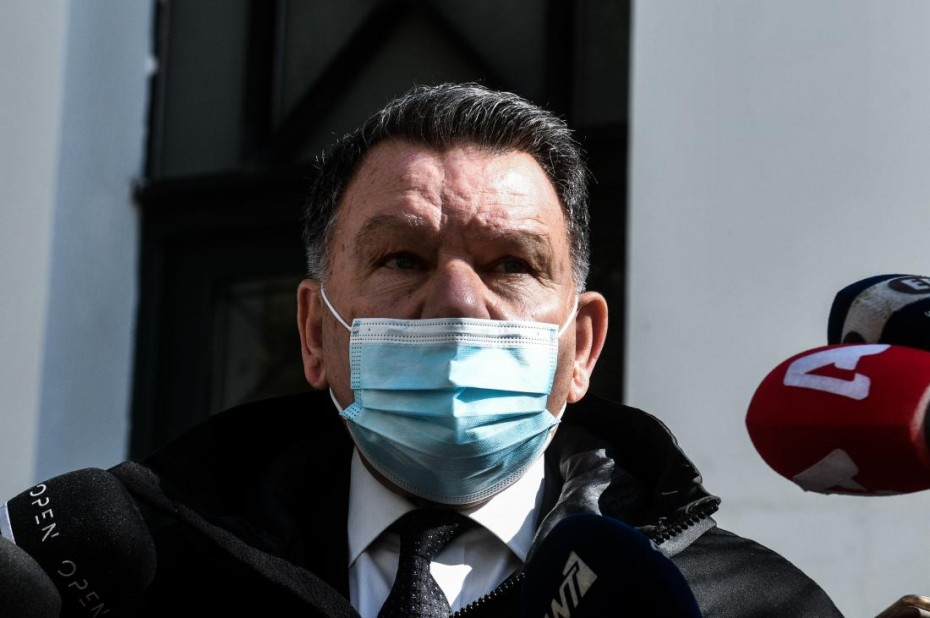Α. Κουγιας για νέα μήνυση κατά Λιγνάδη: Δεν ανησυχούμε - Θα απαντήσουμε με μηνύσεις
