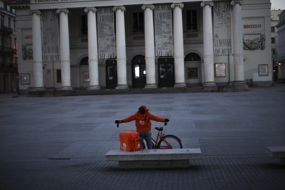 Ανοίγει η εστίαση 1η Μαϊου στο Βέλγιο