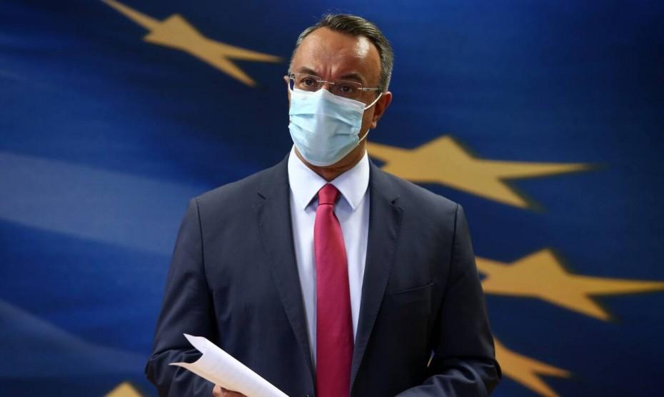 Χ. Σταϊκούρας: Σταδιακό άνοιγμα της οικονομίας από 22 Μαρτίου