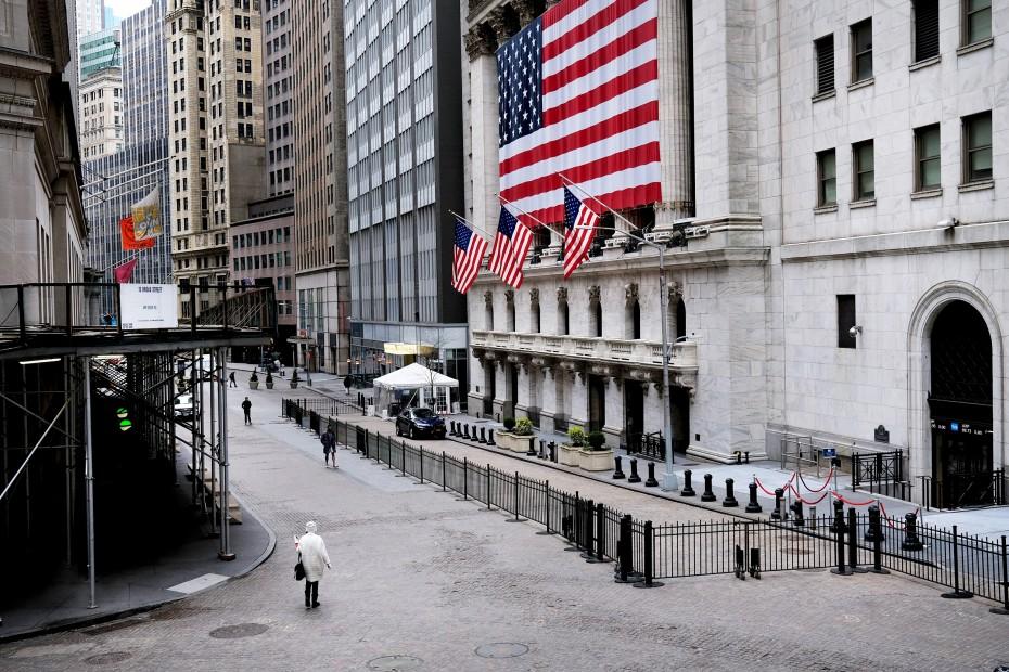 Wall Street: «Χασούρα» που ξεπερνά και το ιταλικό ΑΕΠ για τα βαριά τεχνολογικά «χαρτιά»