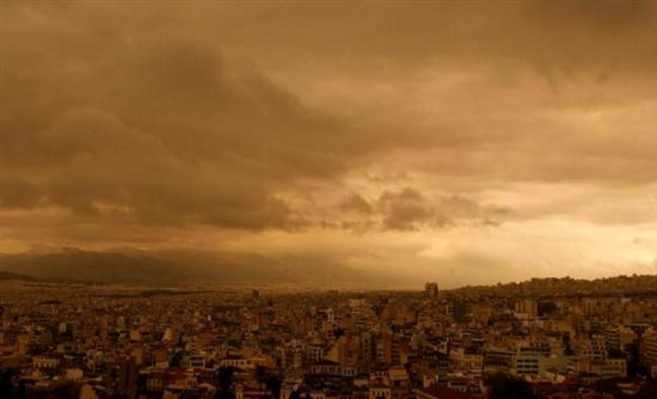 Λασποβροχές και καταιγίδες - Άστατος ο καιρός τις επόμενες ημέρες