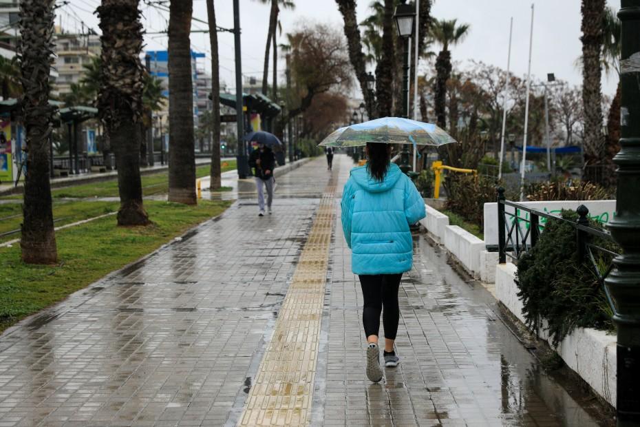 Καιρός: Τοπικές βροχές με άνοδο της θερμοκρασίας και αφρικανική σκόνη