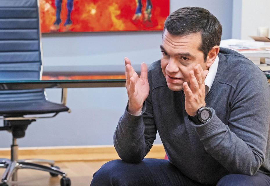 Αλ.Τσίπρας - Πολιτικό Συμβούλιο: «Το εργασιακό νομοσχέδιο είναι γραμμάτιο του κ. Μητσοτάκη στον ΣΕΒ»