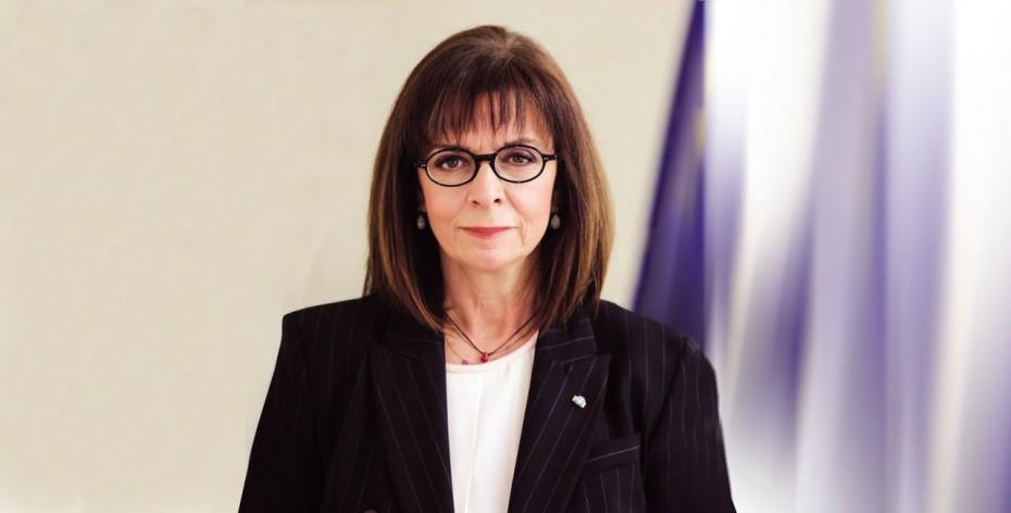 Αικ. Σακελλαροπούλου: Μετά τη μελανή σελίδα της 21ης Απριλίου, είμαστε υπερήφανοι για τις κατακτήσεις της δημοκρατίας μας