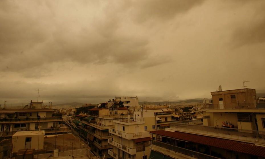 Καιρός: Θερμό διήμερο με 10 βαθμούς πάνω το θερμόμετρο και αφρικανική σκόνη