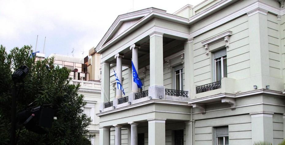 ΥΠΕΞ: Θετική ατζέντα της Ελλάδας με την Τουρκία