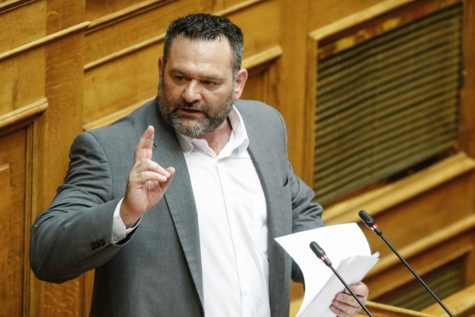 Άρση της ασυλίας Λαγού εισηγήθηκε η Επιτροπή νομικών θεμάτων της Ευρωβουλής