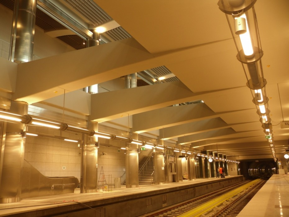 Αττικό Μετρό: Τέσσερις προσφορές για τεχνικό σύμβουλο