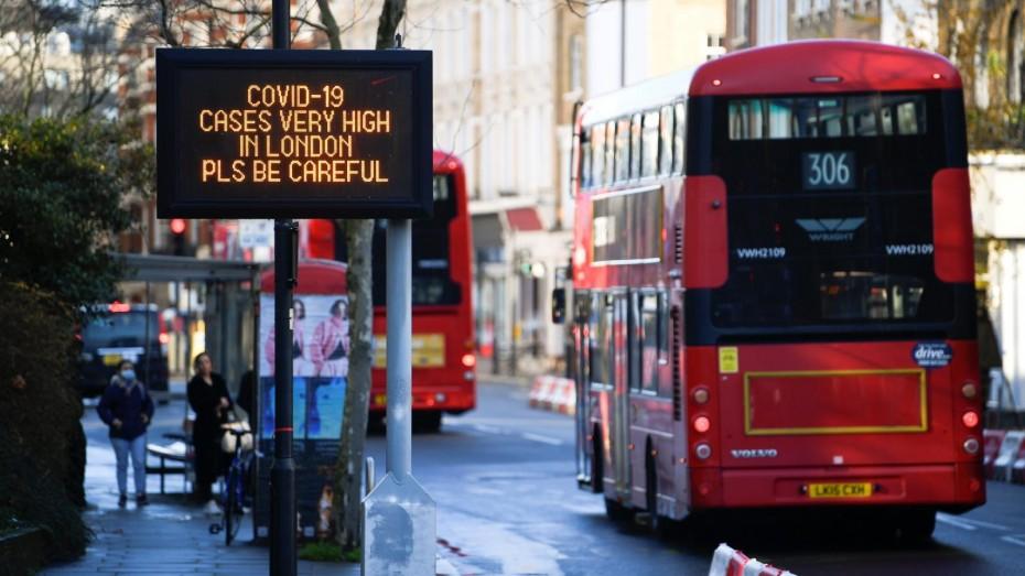 Βρετανία: «Αναπόφευκτο» τρίτο κύμα πανδημίας βλέπουν οι ειδικοί