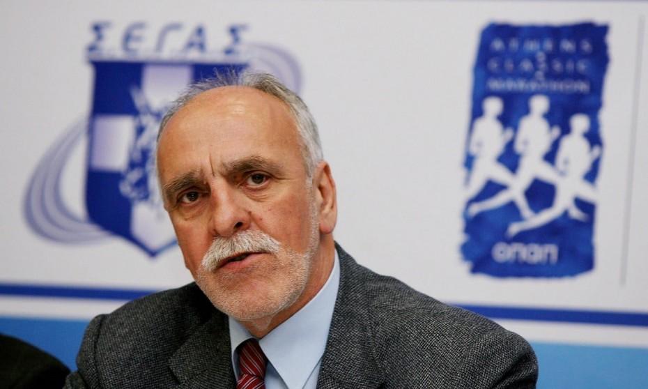 Θλίψη στον αθλητικό κόσμο: «Έφυγε» ο πρώην πρόεδρος του ΣΕΓΑΣ Βασίλης Σεβαστής