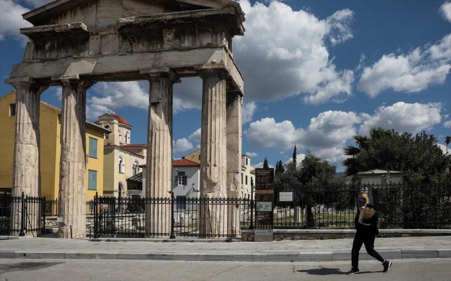 Γεωγραφική κατανομή:1.799 κρούσματα στην Αττική, 512 στη Θεσσαλονίκη
