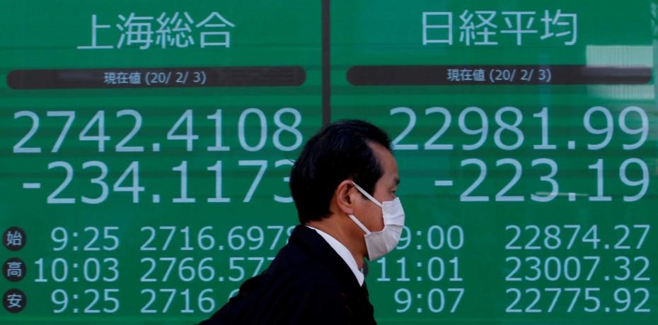«Άλμα» για τον Nikkei μετά τη διήμερη «βουτιά»