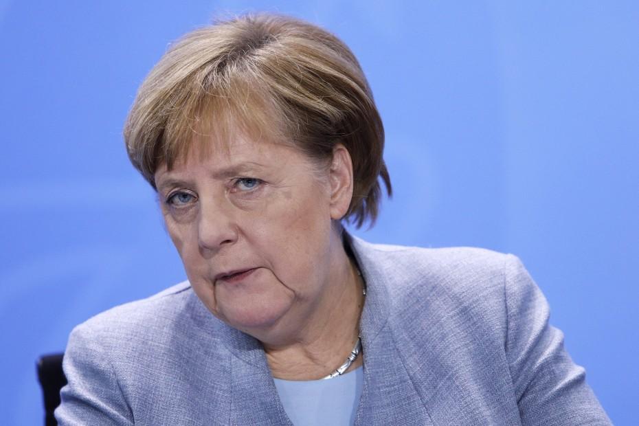 Μέρκελ: Χειρότερο για εμάς το τρίτο κύμα πανδημίας