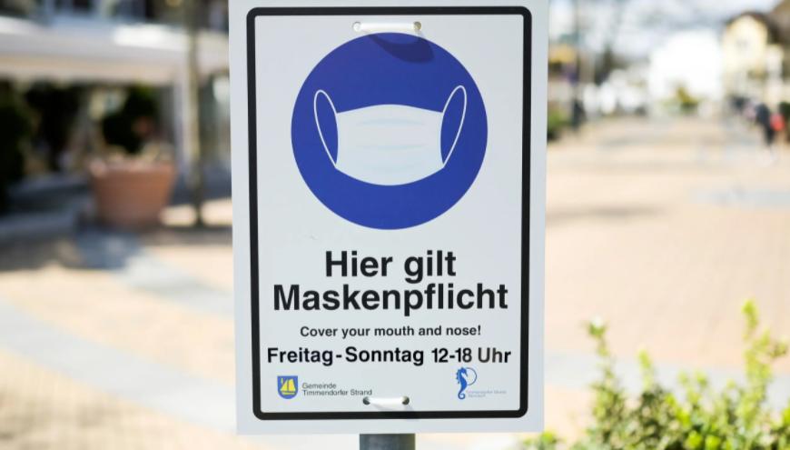 Γερμανία: «Ναι» του Ομοσπονδιακού Συμβουλίου στο «φρένο έκτακτης ανάγκης» για την πανδημία