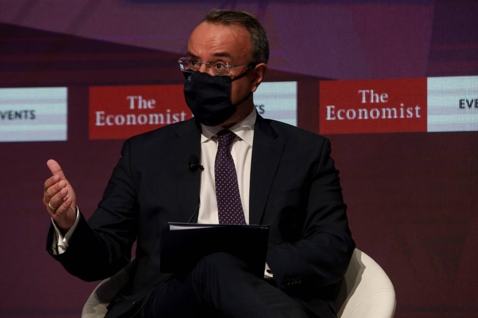 Χ. Σταϊκούρας: Πιο δυνατή η Ελλάδα μέσα από τη «μάχη» της πανδημίας