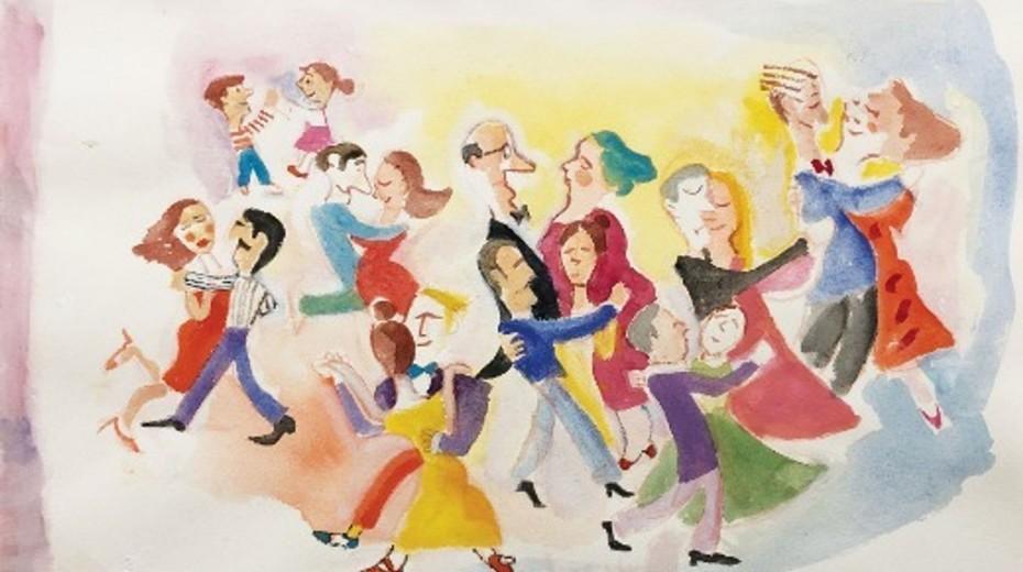Ελλάδα 2021: «Χορέψετε-χορέψετε» - Το πρώτο επετειακό podcast της Επιτροπής με τον Διονύση Σαββόπουλο