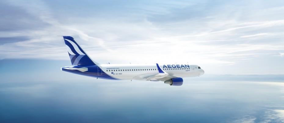 Aegean και Olympic Air: Ακυρώσεις και αλλαγές δρομολογίων λόγω απεργίας Ελεγκτών Εναέριας Κυκλοφορίας