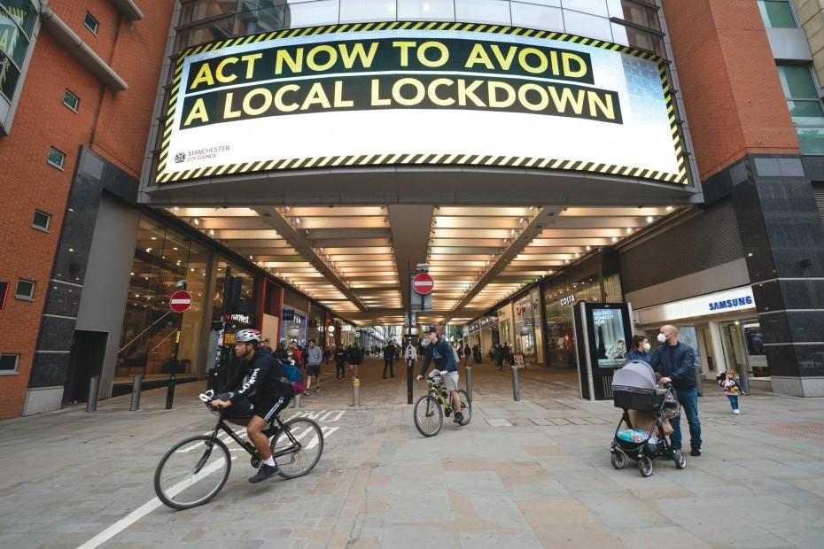Βρετανία: «Μη χάσουμε και άλλο καλοκαίρι» - Άρση lockdown ζητούν επιχειρηματίες της εστίασης