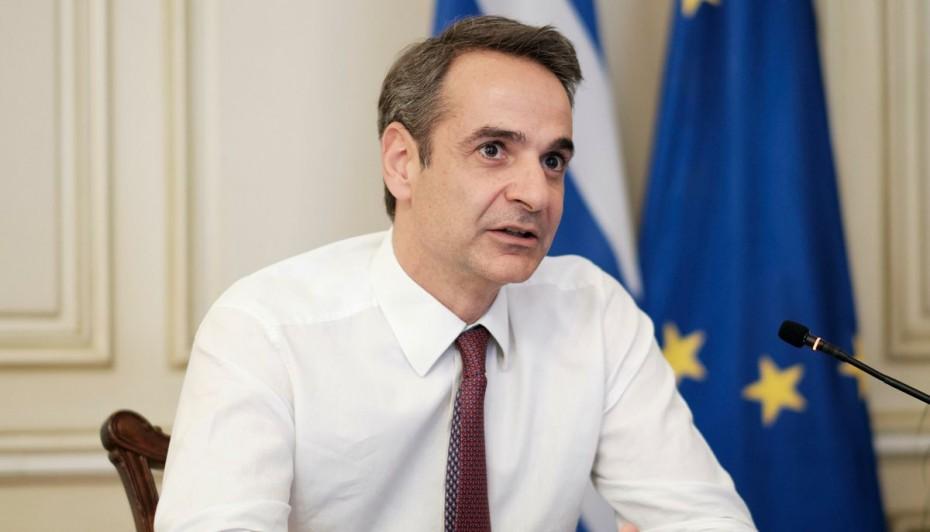 Κ. Μητσοτάκης: Τιμούμε την εργατική Πρωτομαγιά με πράξεις