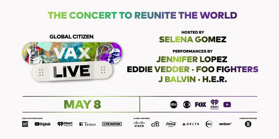 ΗΠΑ: Ο πρίγκιπας Χάρι και η Τζένιφερ Λόπεζ στη συναυλία VaxLive για τα εμβόλια στο Λος Άντζελες